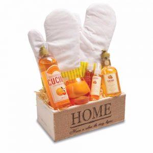 Home Sweet Home Orange