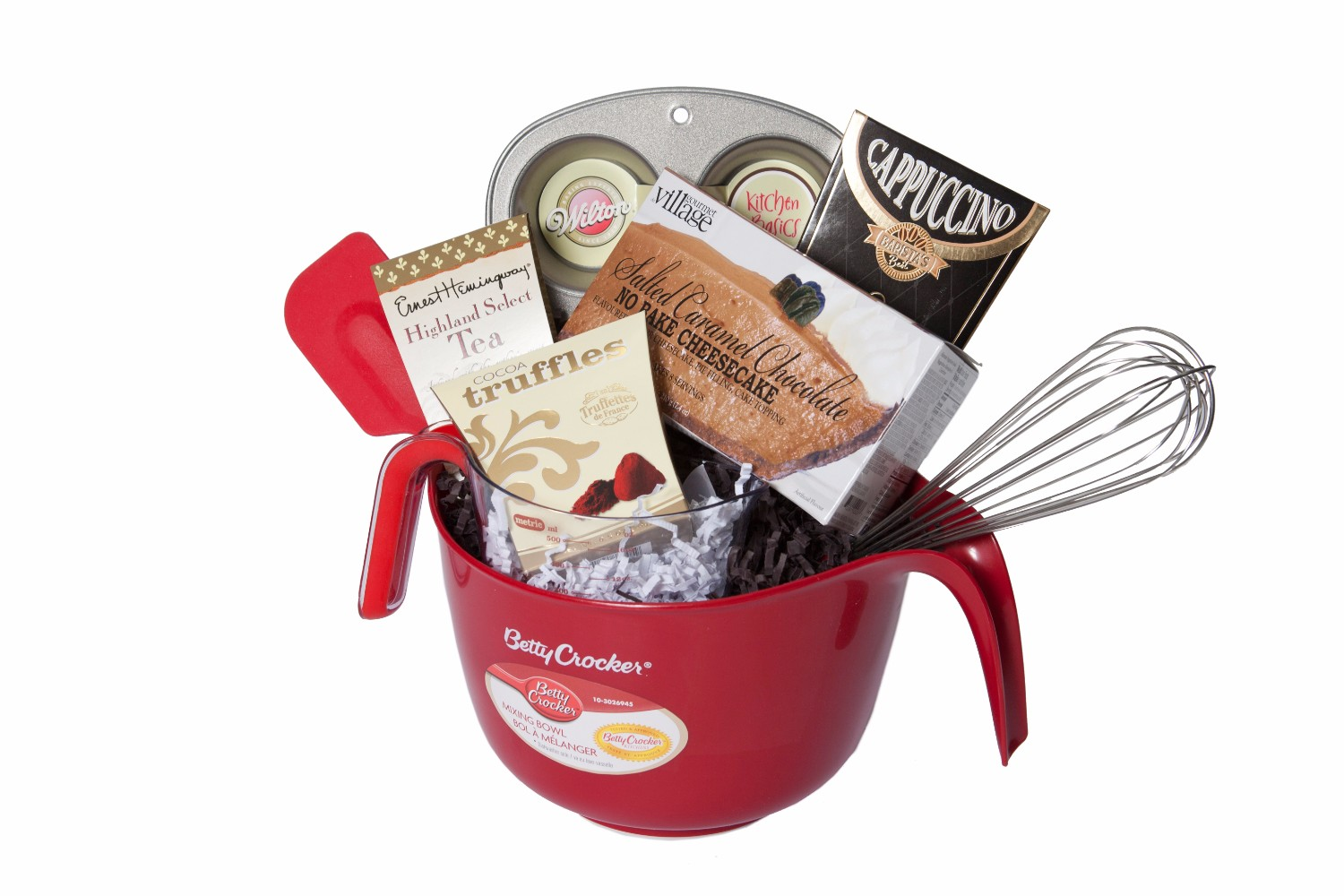 Bakers Dream Gift Basket  sc 1 st  Baskets On The Run & Bakeru0027s Dream - Baskets On The Run